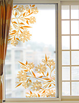 Window Film Window Decals Style Creative Grind Arenaceous PVC Window Film- (60 x 116)cm