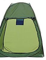 1 personne Sac de Voyage Tente pliable Tente de camping Satin Elastique Garder au chaud-Camping / Randonnée-
