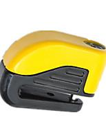 Key Unlocking Two Keys Alarm Dail Lock Bicycle lock