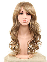 Long Body Wave Blonde Natural Wigs for Women Costume Cosplay Synthetic Wigs