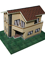 Puzzle Kit fai-da-te Puzzle 3D Costruzioni Giocattoli fai da te Casa