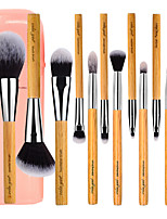 vela.yue Makeup Brush Set 12 pieces Cruelty Free Full Function Face Cheek Eyes Lips Beauty Tools Kit with Case