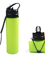 Fengtu Travel Mug / Cup / Water Bottle Sports Water Bottles Camping Cup Sport Bottle Collapsible for Picnic Camping & Hiking Outdoor