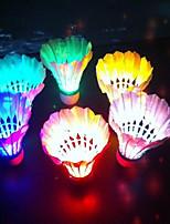 4pcs Sport de détente Badminton Lampe LED Eclairage LED Eclairage LED Matériaux Légers pour Liège