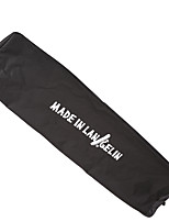 Long Skateboard Bag With Double Shoulders Double Bezel Four Wheel Skateboard Backpack Dance Board Brush Street Long Backpack