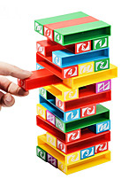 Building Blocks For Gift  Building Blocks Plastics 6 Years Old and Above 3-6 years old Toys