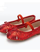 Девочки На плокой подошве Удобная обувь Кожа Весна Осень Повседневные Для прогулок Удобная обувь На липучках На низком каблукеЧерный