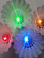 4pcs Sport de détente Badminton Lampe LED Eclairage LED Eclairage LED Matériaux Légers pour Polycarbonate