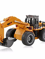Huina 1530 1:18 2.4GHz RC Alloy Excavator - RTR