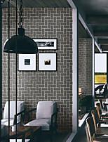 secesní motiv 3D Cihlový Tapety pro domácnost moderní - současný design Wall Krycí , PVC a vinyl Materiál Samolepící tapeta , pokoj tapeta