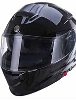 TORC V271 Motorcycle Helmet Full Cover Men & Women Four Seasons Helmet Locomotive Riding Helmet Two Lens Coat