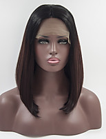 BOB SYNTHETIC LACE FRONT Natural Wigs Wigs for Women Costume Wigs Cosplay Wigs