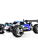 Buggy 1:18 Brush Electric RC Car 45 2.4G 1 x Manual 1 x Charger 1 x RC Car