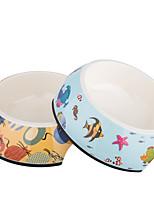 Cat Puppy  Premium Melamine Durable Feeding Bowls & Water Bowls Pet Bowls