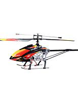 Helicóptero com CR 4CH 3 Eixos 2.4G -