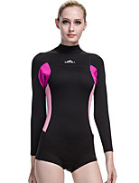2MM Surfing Diving Suits Warm Winter Swimming Snorkeling Clothing Long Sleeve was Thin Body Hot spring Swimsuit Thick Jellyfish Clothes