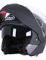 Flip Up Motorcycle Helmet Motocross Full Face 7 Colors DOT Modular Dual Visor