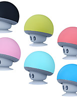 BT-280 Multi-functional Small Mushroom Bluetooth Speaker Portable Subwoofer Gift wireless Audio Mini Elf