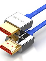 SAMZHE  SM-950  HDMI 2.0 Cable HDMI 2.0 to HDMI 2.0 Cable Male - Male Gold-Plated Copper 5.0m(16Ft)
