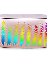 Soaiy S-52 Speaker HIFI Bluetooth 4.0 Dual Channel LED NFC 2000Amh