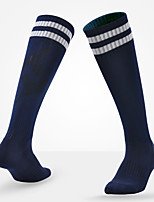 Simple Sport Socks / Athletic Socks Male Socks All Seasons Anti-Slip Anti-Wear Cotton Soccer/Football