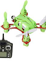 Drone WL Toys V272 6 Axes - Eclairage LED Sécurité Intégrée Mode Sans Tête Quadri rotor RC Télécommande Câble USB Manuel D'Utilisation