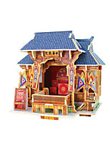Jigsaw Puzzles 3D Puzzles Building Blocks DIY Toys Chinese Architecture