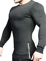 Брюки для бега Воздухопроницаемость Удобный На каждый день Спортивный костюм для Бег Аэробика и фитнес На открытом воздухе Хлопок Тонкие