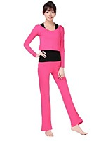 Yoga Clothing Suits Casual/Daily Sports Wear Women'sYoga Pilates Dancing