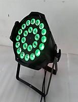 Luces LED de Escenario Blanco Cálido Rojo Azul Verde Morado 1 pieza