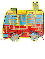Maze & Sequential Puzzles Plane Plane Kids Christmas Children's Day