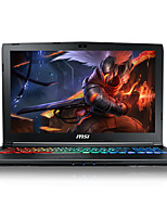 Msi Gaming Laptop 17,3 Zoll Intel i7-7700hq Quad Kern 8gb RAM 1tb 128gb ssd windows10 gtx1060 6gb gp72mvr 7rfx-621cn