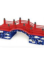 Rompecabezas Kit de Bricolaje Puzzles 3D Bloques de construcción Juguetes de bricolaje Cuadrado