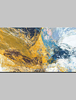 Large Size Hand-Painted Canvas Oil Paintings Modern Abstract Wall Art Picture For Home Decoration No Frame