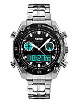 SKMEI® 1204  Men's Woman Watch Outdoor Sports Multi - Function Watch Waterproof Sports Electronic Watches 50 Meters Waterproof