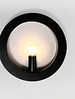 24W New LED Iron Art Wall Lamp Wholesale Round Living Room Sofa Background Wall Lamp