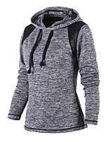 Women's Long Sleeve Running Tracksuit Fitness, Running & Yoga Winter Fall/Autumn Sports Wear Running/Jogging