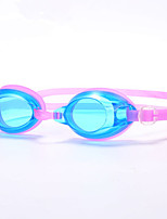 Swimming Goggles Swimming Goggles Silica Gel Pink Blue Yellow White Blue