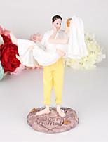 Gift Set/Groom Bride Doll/Resin Craft/Beach Wedding Bridegroom/Cake Doll