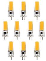 3W Luminárias de LED  Duplo-Pin T 1 COB 300 lm Branco Quente Branco V 10 pçs