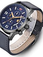 Hombre Reloj Deportivo Reloj Militar Reloj de Vestir Reloj de Moda Reloj de Pulsera Reloj creativo único Reloj Casual Japonés Cuarzo