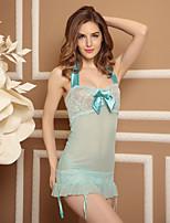 Ultra Sexy Vêtement de nuit Femme,Sexy Broderie