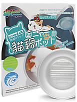 Cat Dog Bed Pet Baskets Solid Washable