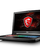 MSI Ноутбук 16,5 см Intel i7 Quad Core 8GB RAM 128GB SSD 1TB жесткий диск Windows 10 GTX1060 6GB