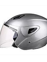 AIS 701 Motorcycle Helmet Locomotive Half Helmet Coat Battery Car Winter Seasons Female Electric Car Helmet With Transparent Single Lens