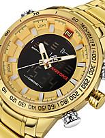 Homens Relógio Esportivo Relógio Militar Relógio Elegante Relógio de Moda Relógio Casual Relogio digital Relógio de Pulso Bracele Relógio