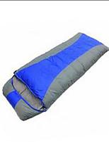 Colchoneta de Camping Saco Rectangular Sencilla 15 Plumón de PatoX60 Camping y senderismo Mantiene abrigado