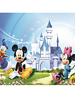 3*5ft Big Photography Background Backdrop Classic FashionDisney Children's ParadiseTheme for Studio Professional Photographer