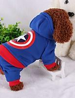 Dog Costume Dog Clothes Cosplay Keep Warm American/USA