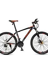 Vélo tout terrain Cyclisme 30 Vitesse 26 pouces/700CC Microshift 24 Frein à Double Disque Fourche de suspensionCadre en Alliage